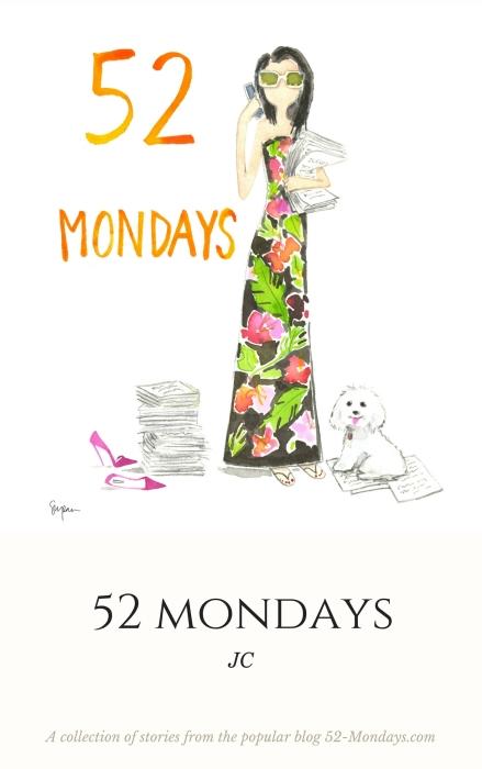 52 Mondays Cover 1