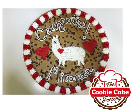 Congrats Miranda