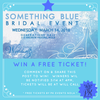 Free Ticket Bridal Event