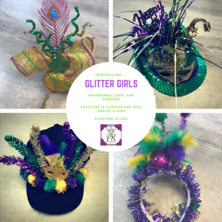 Glitter Girls Introduction