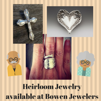 Heirloom Jewelry