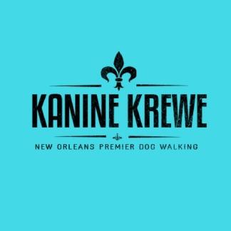 Kanine Krewe Logo Big Blue