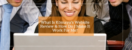 Komaya Website Review cover 1