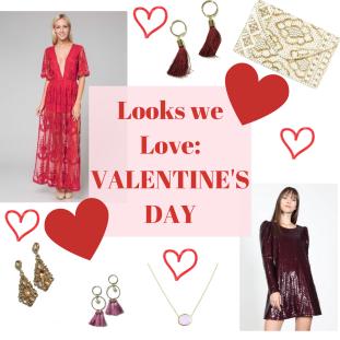 Looks We Love Valentine's Day