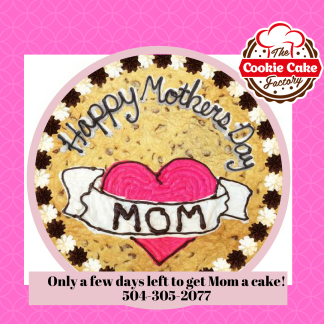 Mother's Day Cake Ad 2