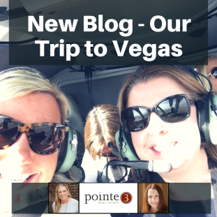 New Blog - Our Trip to Vegas