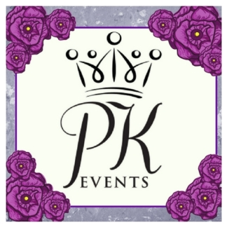 PK Events Purple Logo Google Profile Picture Size