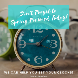 SPring Forward Bowen