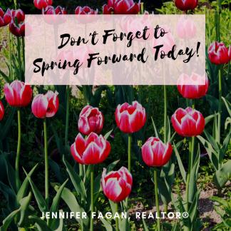 Spring Forward Jen