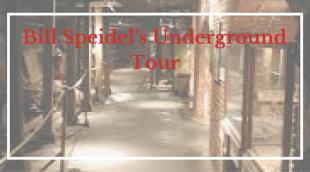 Underground Tour Banner
